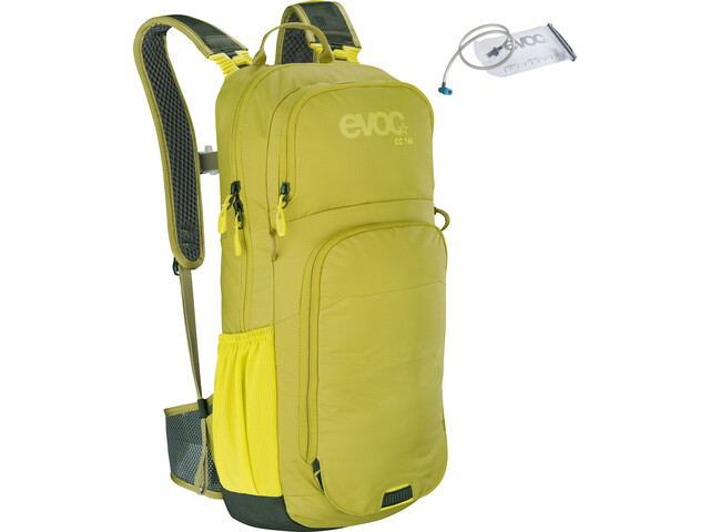EVOC CC Lite Performance Backpack 16l + Bladder 2l moss green